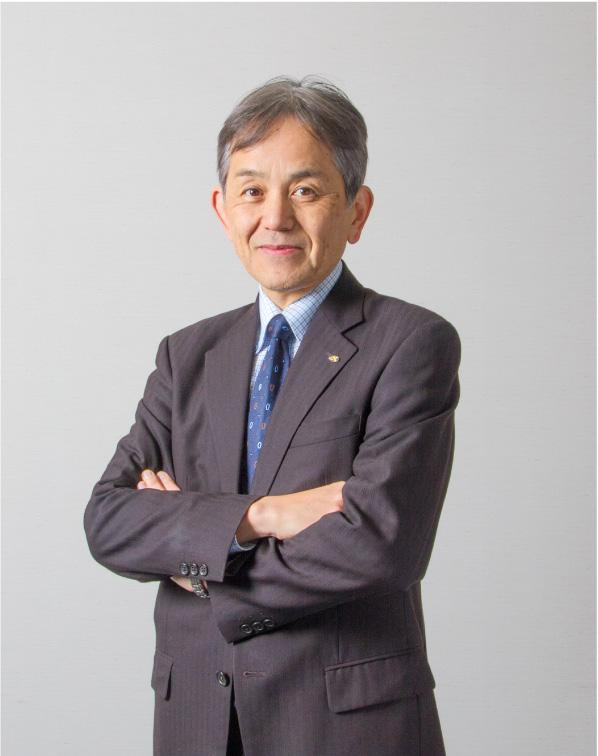 Sotaro Takenouchi, president & CEO