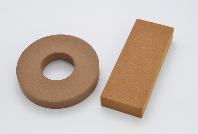 特殊弾性レジノイド砥石イメージ