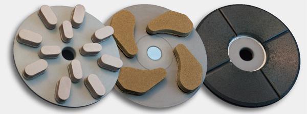 石材研磨分野の製品