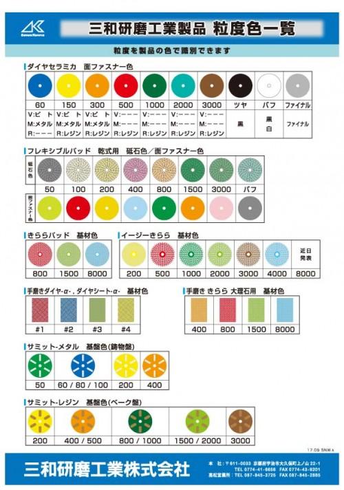 色識別一覧